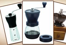 Hario Coffee Grinders / Reviews of the best Hario coffee grinders, as well as getting to know the company who builds them a bit better.