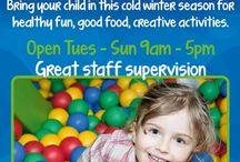 Events for kids / Fun events for kids up to age 12 years