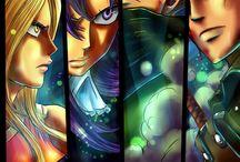 RAVE THE GROOVE ADVENTURE / anime e manga