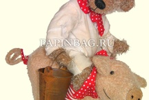 Rare Collectible Teddies / Wonderfull rare Teddies from from renowned world manufacturers
