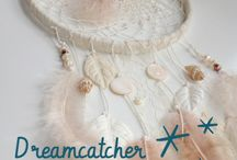 Dream catchers (DIY)
