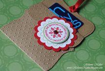 Giftcard holders