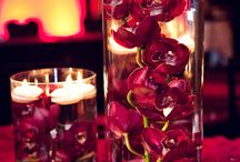 Decorating Ideas with Candles / Candles create a wonderful atmosphere. There are so many ways to decorate with candles.