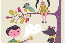ilustraciones  estupendas