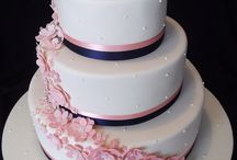 Wedding cakes / by Jeanette Diana