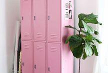 Decoração: Armário de Escola