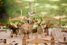 Marie-Claire & Dominic / Wedding Planning/styling: Blank Canvas Event Design