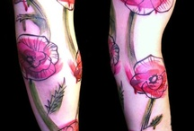 Beautiful Skin / Designs on living canvas