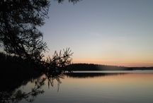 Landscapes / Finnish landscapes