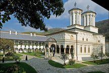 Private Trip To Horezu Monastery / Horezu Monastery, Brâncovenesc style, Saints Constantine and Helena, monastic complex