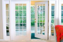 Stylish French Doors / Transform the image of your home with stylish French doors from Lordship Windows!