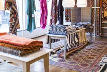 Get The Look: Globetrotting Style. Textiles at The Conran Shop / Jet-setting is one of our favourite things. Constantly seeing new cities and encountering new cultures, well, it is like nothing else. Often on our travels we're inspired by the local artisans and craftsmen who create bespoke pieces which encapsulate the regions authentic charm.