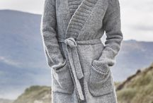 knitting coat