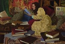 Women + Reading