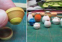 Minyatür Obje-Tasarımlar