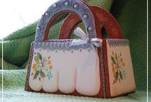 Пряничная сумка