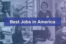 Best Jobs in America 2017 / CNNMoney/PayScale.com's top 100 careers with big growth, great pay and satisfying work