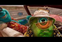 Disney/Pixar en folie ^^