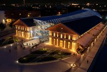 Architectural Lighting / A selection of architectural projects with lighting designed and implemented by into lighting.