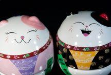 Chats japonais, Maneki neko