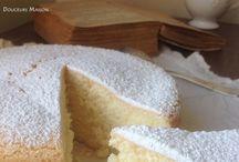 gâteau mousseline