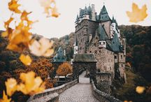 Dreamy Castles / Historical castles I'd love to visit!