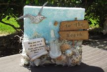 Mixed Media Art / Mixed media canvas, cards, journals, altered items, tutorials, ideas, tips, anything with mixed media art