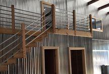 Industrial Garage Workshop