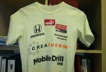Creatherm IndyCar / Creatherm INDYCAR livery