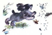 Children books' illustrators