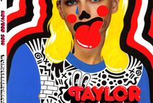 Pop Art  for Collage