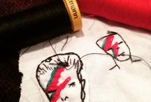 Bowie fanart