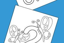 coloring pages & activities