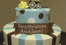 cakes / by Karyn Johnson