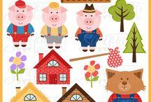 Art & Doodles - Characters - Fairytales