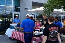 Bubba's Catering / Bubba's offers full-service off-site catering for all types of events. Weddings, corporate, birthdays, fundraisers, if you can think it we can do it. www.bubbasroadhousecatering.com