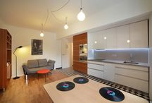 Functionalistic flat in Brno / reconstruction of a flat from 30`s
