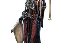 Females of Wh40k