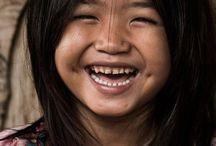 LIDÉ děti a úsměv