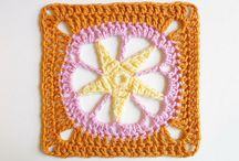 granny squares / by Claire Johnson