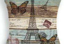 Julie's Paris Trip / Ideas