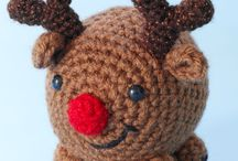 Christmas crochet / by Mary Cook