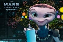 *D.A* - Novi Stars / We watched Mars Needs Moms, and I seriously crushed on Ki..  Apparently the movie bombed so there is NO merchandise.. come along Novi Stars.. and They were at Walmart.ca for 5$ each.. I ordered Ari, and Una.. the other two were N/A. S'ok Ari looks alot like Ki!