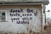 Quotes / by Rachel Alder