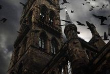 Castles  / by Patrick Saltsman