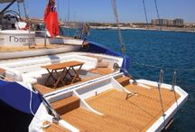 Inspiring Yacht Customizations / Swim decks, anchor windlasses, and more.