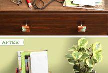 De-clutter & Organizing