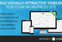 Free & Fabulous WordPress Themes / Free WordPress Themes that are good to look at and stable to use!