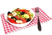 Retete Salate / Salads Recipes / Retete usoare de salate si sosuri
