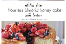 Flourless Cake Recipes